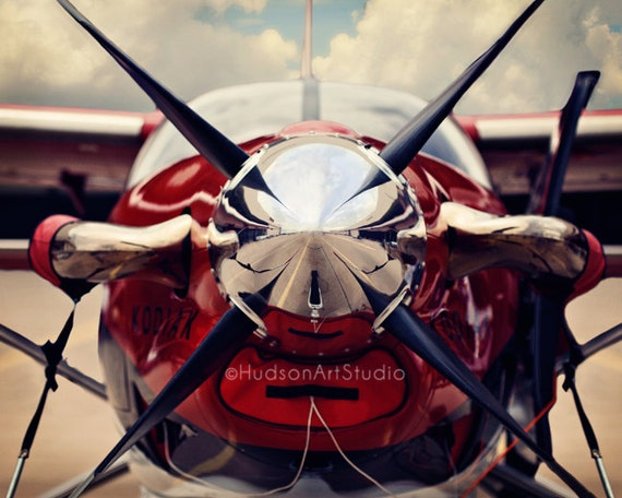 Airplane nursery decor fine art photography 8x10 print home for Aircraft decoration