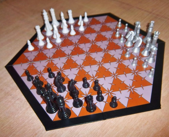 Ch3xs A Three Player Chess Variant Set By Imaginenationstudio