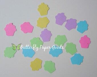 100- Cupcake Confetti /Scrapbooking /Embellishments