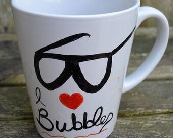 I Love Bubbles Gift Mug