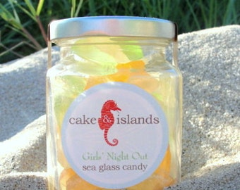 Sea Glass Candy Girls' Night Out made in Cape Cod, MA
