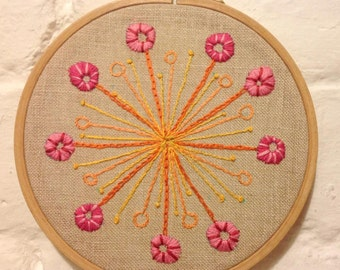 Embroidery - Hoop Art