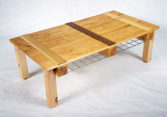 Upcycled Wooden crate table