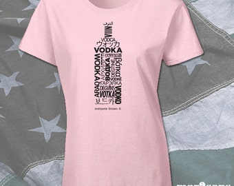 Vodka Drink Shirt