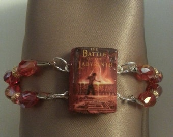 Percy Jackson and the Olympians: The Battle of the Labyrinth Bracelet