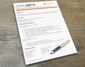 Curriculum Vitae - Creative CV Template