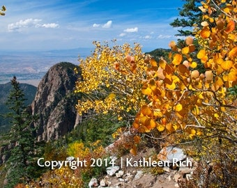 Fall View |  Sandia Crest