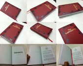 The Labyrinth Red Book  Prop Replica