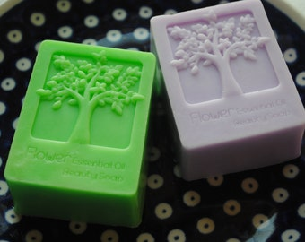 Tree Block Soap - Chunky Soap, favor, party filler