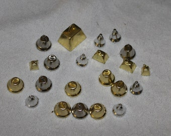 Bells of all Sorts for Crafting or Making Something