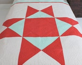Ohio Supernova, a PDF modern quilt pattern, by Heather Jones