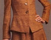 Cocktail dress jacket suit Divine Details by Vogue sewing pattern Vogue V8473 Bust 36 to 42