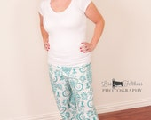 Ladies Lounge Pants Sewing Pattern PDF XS through XXL Instant