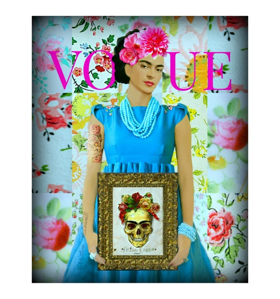 Frida Kahlo Vogue Spoo...