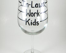 Popular items for funny wine glass on etsy - Funny wine glasses uk ...