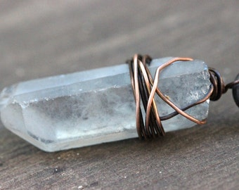 Raw Crystal Necklace Healing Crystal Necklace Mineral Jewelry Raw Stone Jewelry Crystal Necklace Natural Stone Natural Crystal Necklace