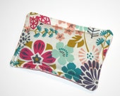 Organic Hot and Cold Pack - Boo Boo Pack - Folk Floral - Microwaveable Heat Therapy Bag