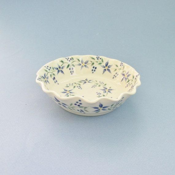 Mini Baker Condiment Dish Mini Ceramic Pie Dish Small