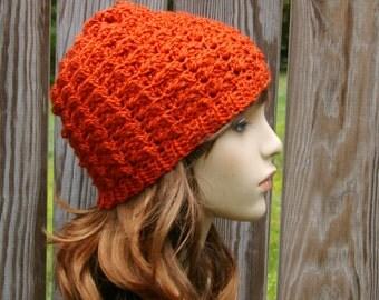 Crochet Hat Pattern Beanie Instant Download PDF