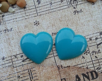 Girly Plugs Blue Heart Gauges