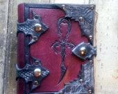 Legacy Ankh Book of Shadows: Custom Order