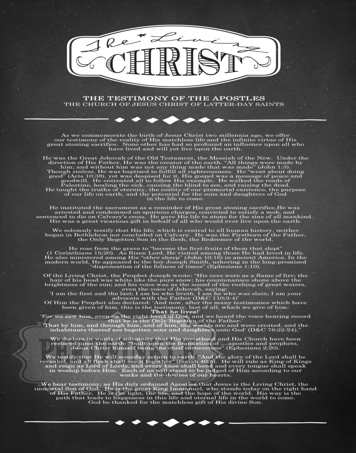 It is a graphic of Mesmerizing The Living Christ Printable