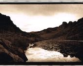 Moab silver gelatin photograph
