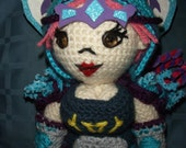 Customizable WoW Character Doll