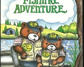 Your Childs Personalized Gift My Fishing Adventure  Book  Ships PRIORITY MAIL in 24 hours