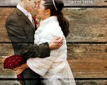 5th Anniversary, Wood Print, Photo to Wood, REAL WOOD Custom Anniversary Gift Wedding Decoration or Wedding Anniversary Gift 16x20