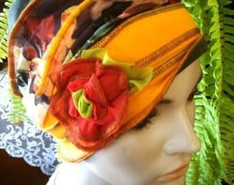 Chemo Hat womens chemo headcover chemo turban chemo headscarf cancer