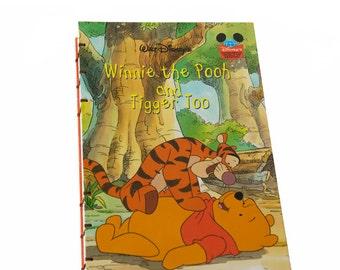 Walt Disney's Winnie the Pooh NOTEBOOK JOURNAL SKETCHBOOK