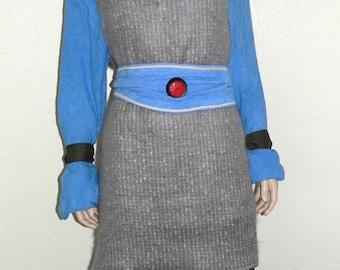 Padme/Amidala Tatooine Handmaiden Costume, Star Wars, Cosplay, Custom Made, The Phantom Menace