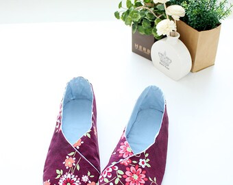 no 158 Tabi Kimono-Style Women's Shoes PDF Pattern
