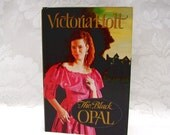 The Black Opal - by Victoria Holt - copyright 1993