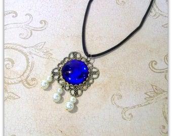 Medieval Necklace - Medieval Jewelry - Renaissance Jewelry, Renaissance Necklace, Historical Replica, Tudor Necklace, Elizabeth Woodville