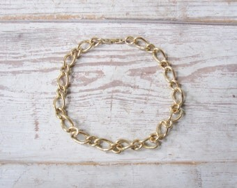 Napier Chunky Link Necklace