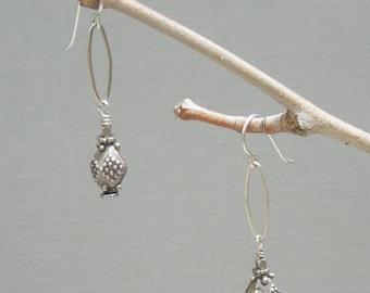 Bali Bead Earrings