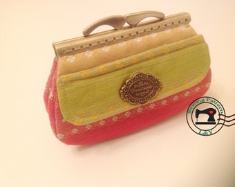 NEW!!! Frame Clutch Purse PDF Sewing Pattern