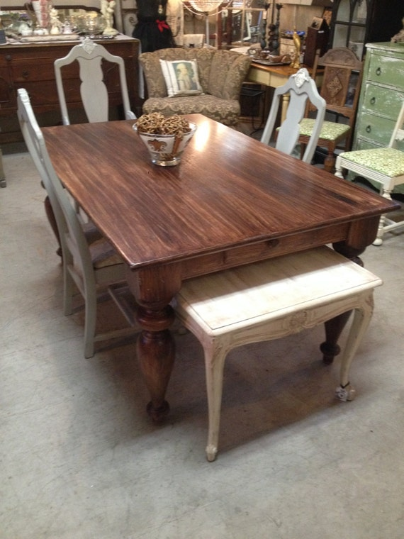 Il for Rustic farm tables for sale