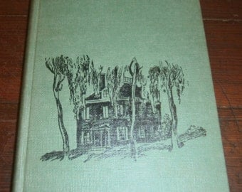 The Strange House at Newburyport 1963 Children's Book by Martha Bennett Stiles Illustrated by Kurt Werth