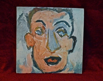 BOB DYLAN - Self Portrait - 1970 Vintage Vinyl 2 lp GATEFOLD Record Album