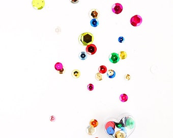 Lovely Pocket Sequins- Party Mix