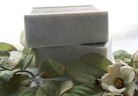 Japanese Adzuki Beans Goat's Milk Natural Spa Soap - Scented or Unscented - Olive Tapenade - Japanese Adzuki Beans Soap - Uni-Sex