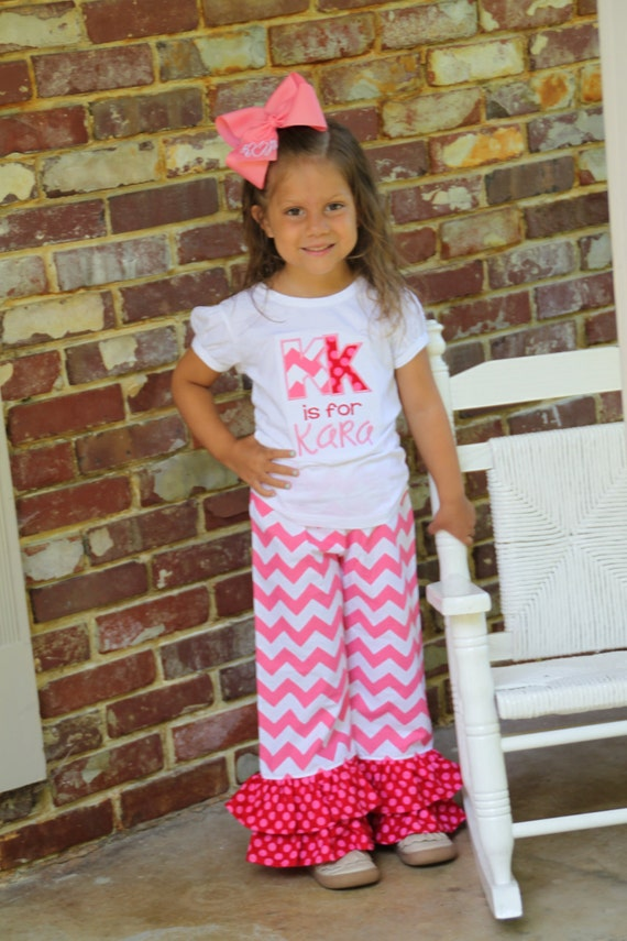Items Similar To Girls Back To School Outfit S Is For