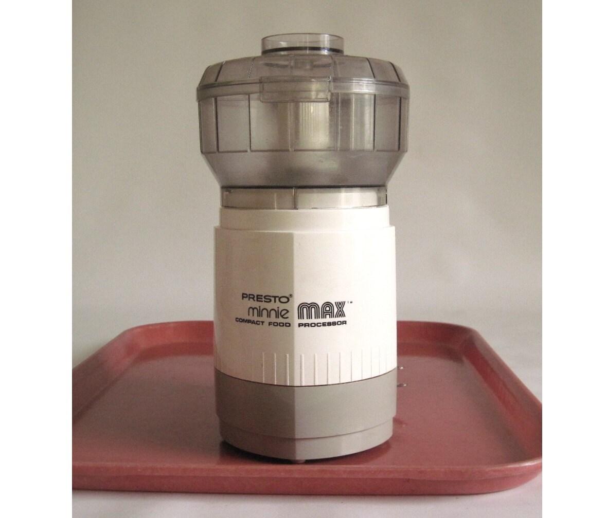 Presto Mini Food Processor