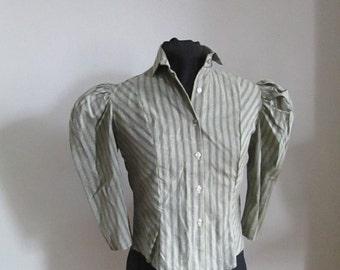 Vintage Edwardian Influenced Blouse