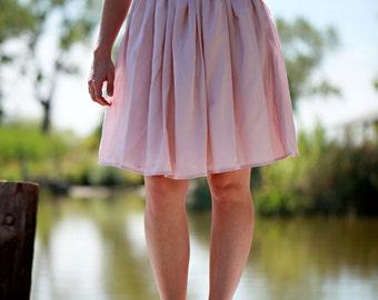 Blush Purple Tutu Skirt