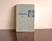 Tom Swift and His Giant Robot vintage book 1954 New Tom Swift Jr. Adventures