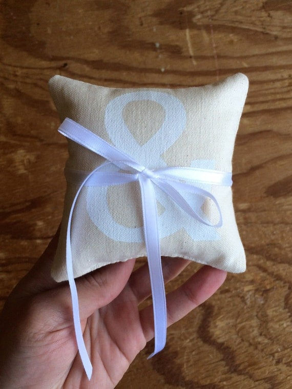 Ring-bearer pillow / Wedding, keep-sake, Ribbon, Proposal, Destination Wedding, Spring